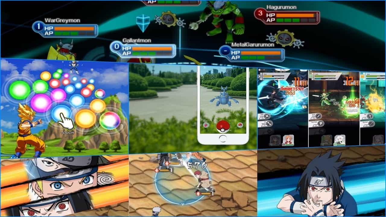 Developer game mulai beralih mengincar target untuk pengguna android dengan berbagai genre dan tema salah satunya adalah game anime
