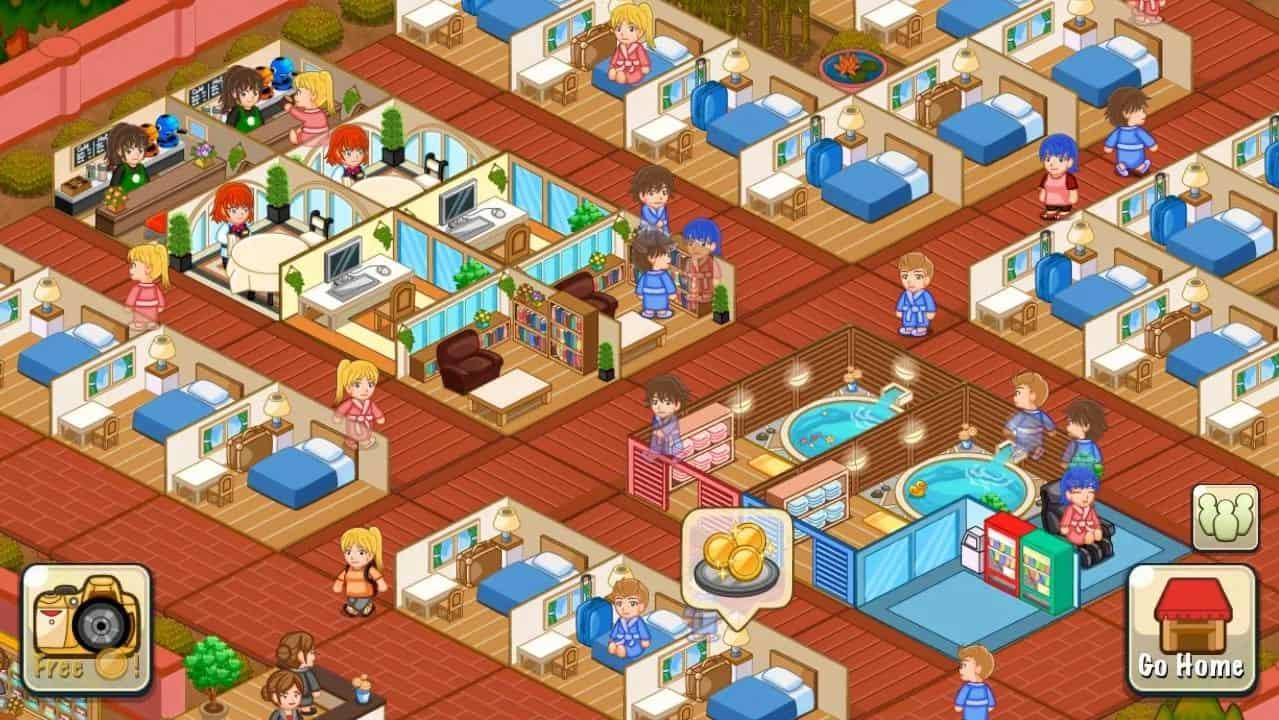 13 Game Hotel Terbaik Gratis di Android