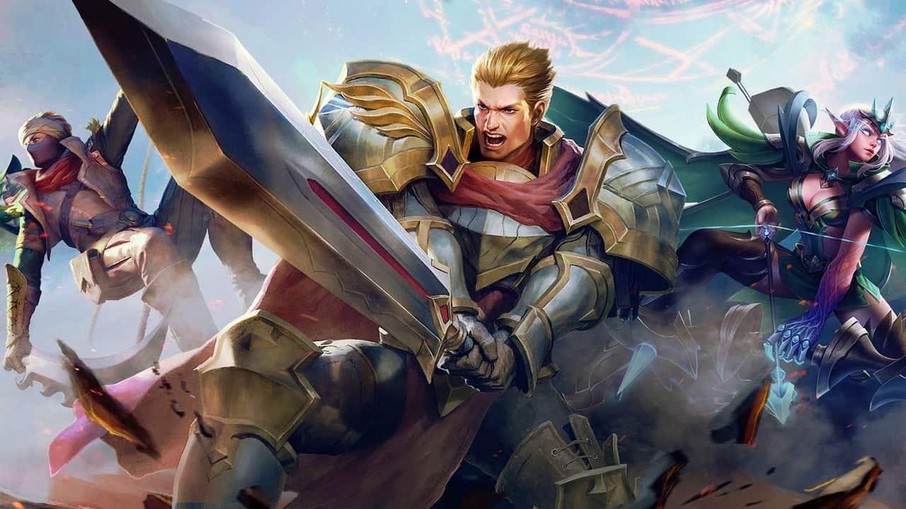 5 Hero Arena of Valor yang Punya Life Steal Menakutkan, Susah Mati!