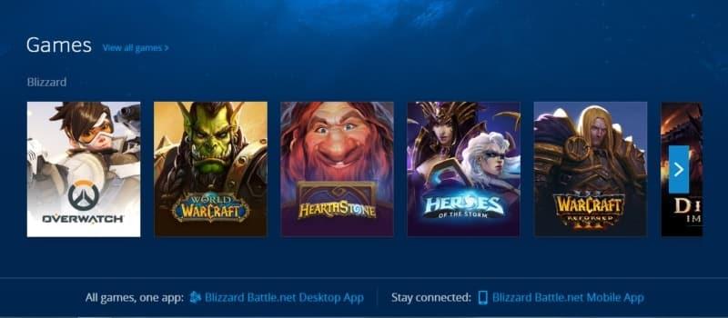 Blizzard situs untuk download game pc gratis legal dan ringan