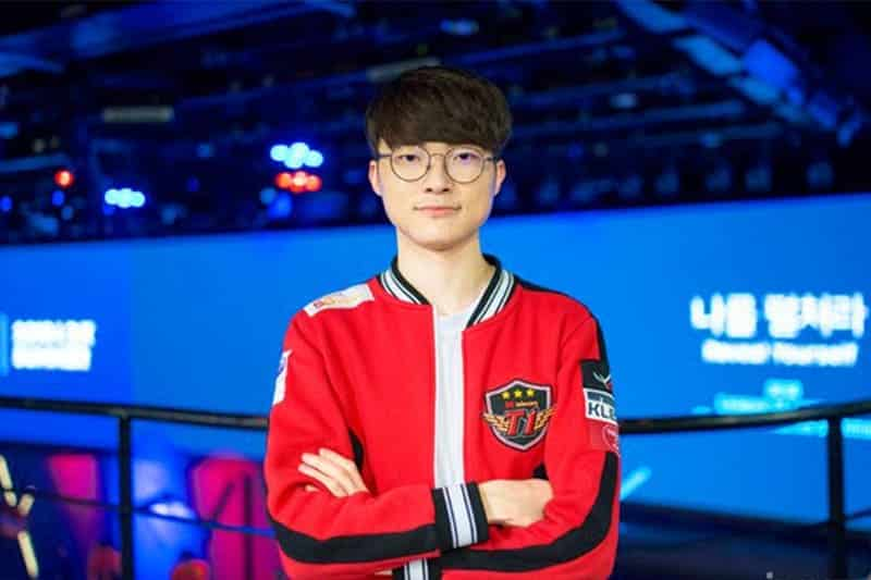 "Lee ""Faker"" Sang-hyeok"
