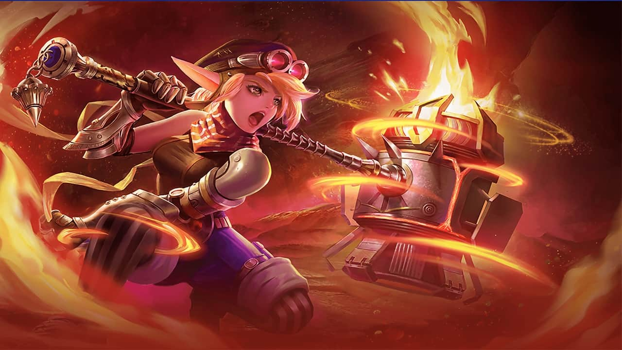Lolita Mobile Legends Wallpaper HD