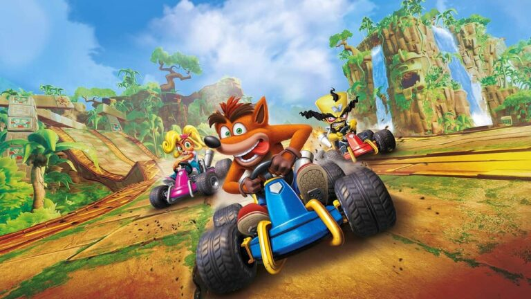 Cheat CTR Nitro Fueled PS4, Xbox One, Switch Lengkap Bahasa Indonesia