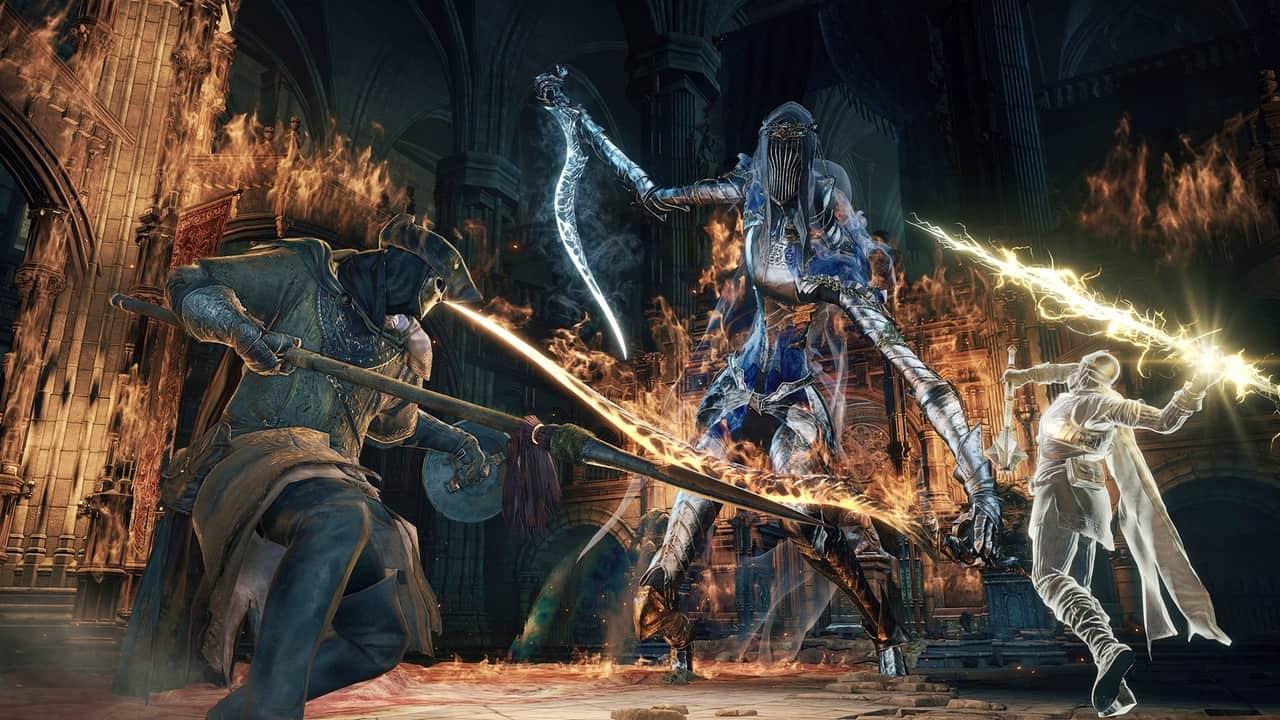 Dark Souls 3 game pc tersulit