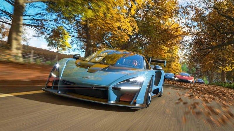 Forza Horizon 4 Wallpaper HD
