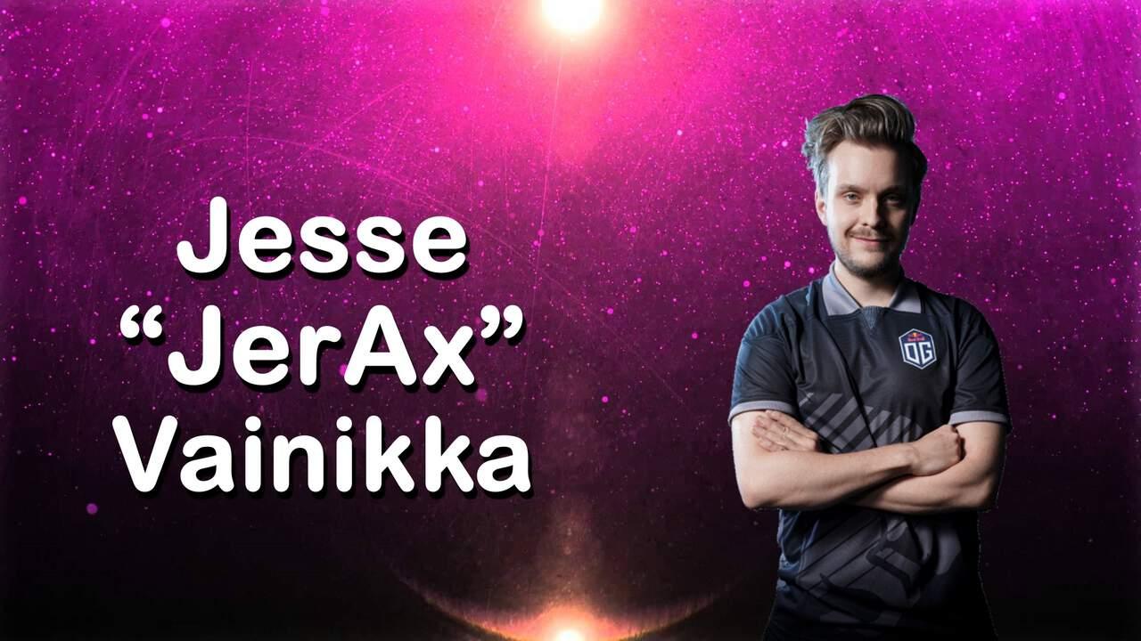 Jesse JerAx Vainikka