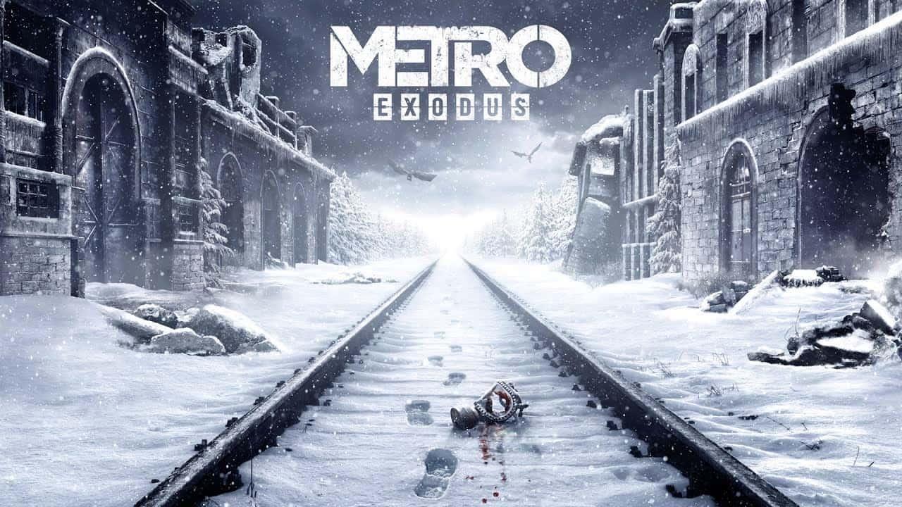 Metro Exodus game pc terbaik