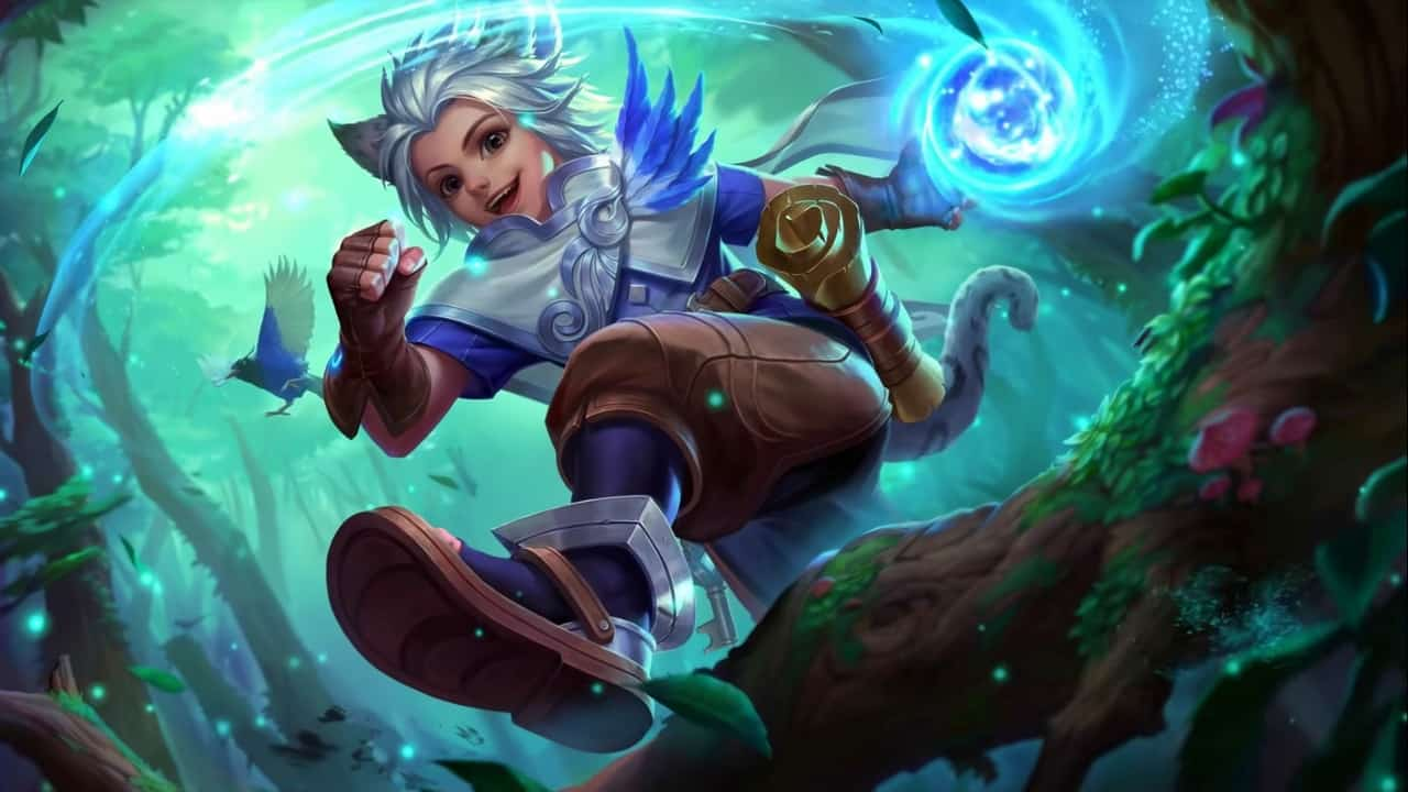 Mobile Legends Harith Wallpaper HD