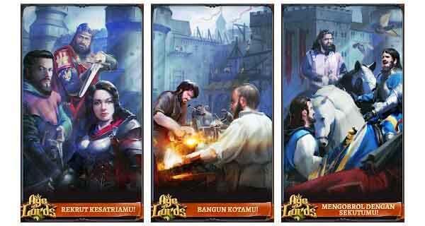 age of lords game kerajaan android terbaik