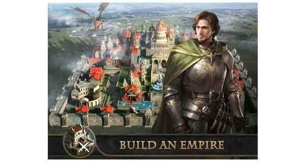 king of avalon game kerajaan terbaik android