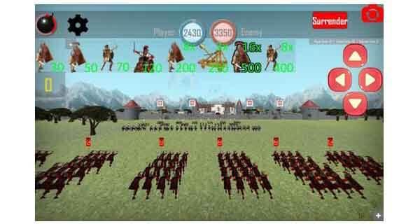 roman empire rise of rome game kerajaan terbaik android