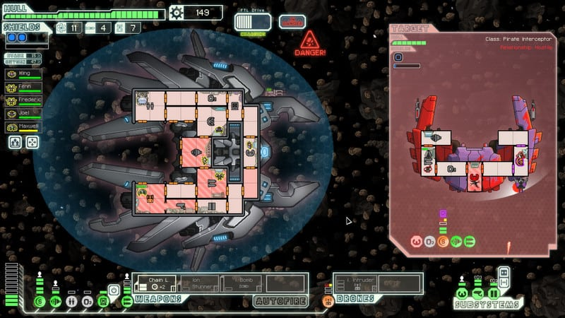 FTL Faster Than Light game terbaik