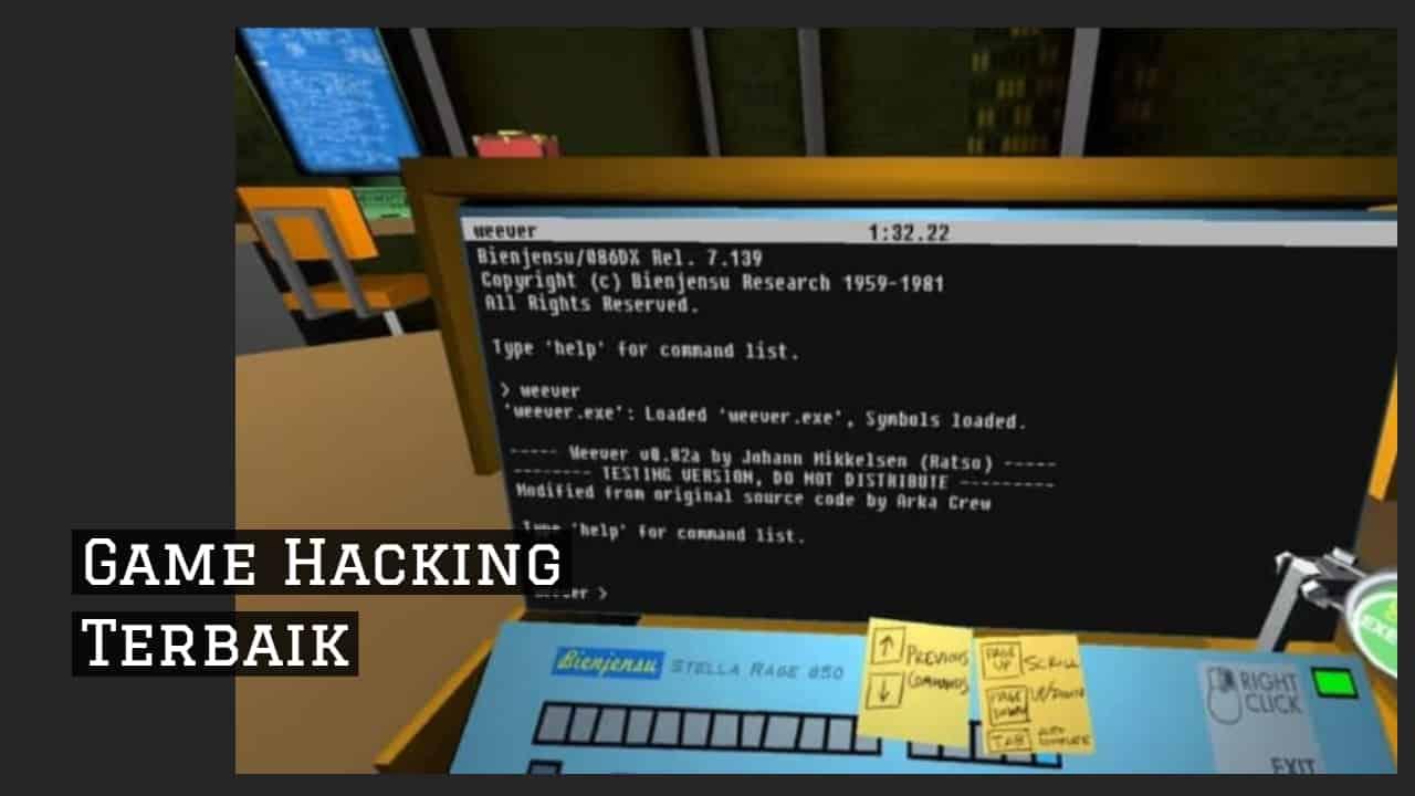 Game Hacking Terbaik
