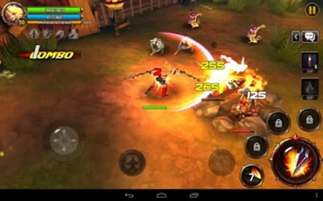 Game RPG terbaik Kritika Wrath of The Pirate King