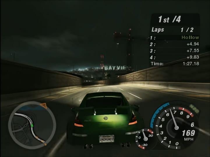 Need for Speed Underground 2 Game Legendaris