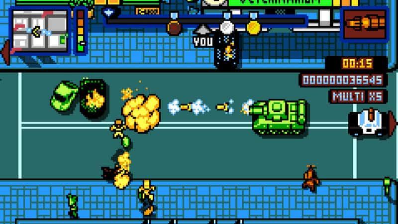 game pc ringan Retro City Rampage DX