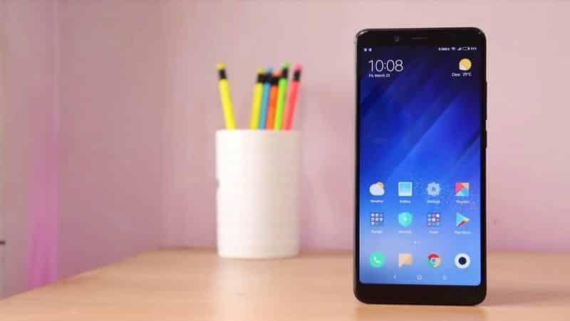 hp murah terbaik Xiaomi Redmi Note 5 Pro