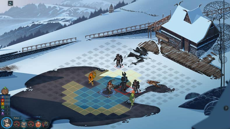 the banner saga game rpg offline android
