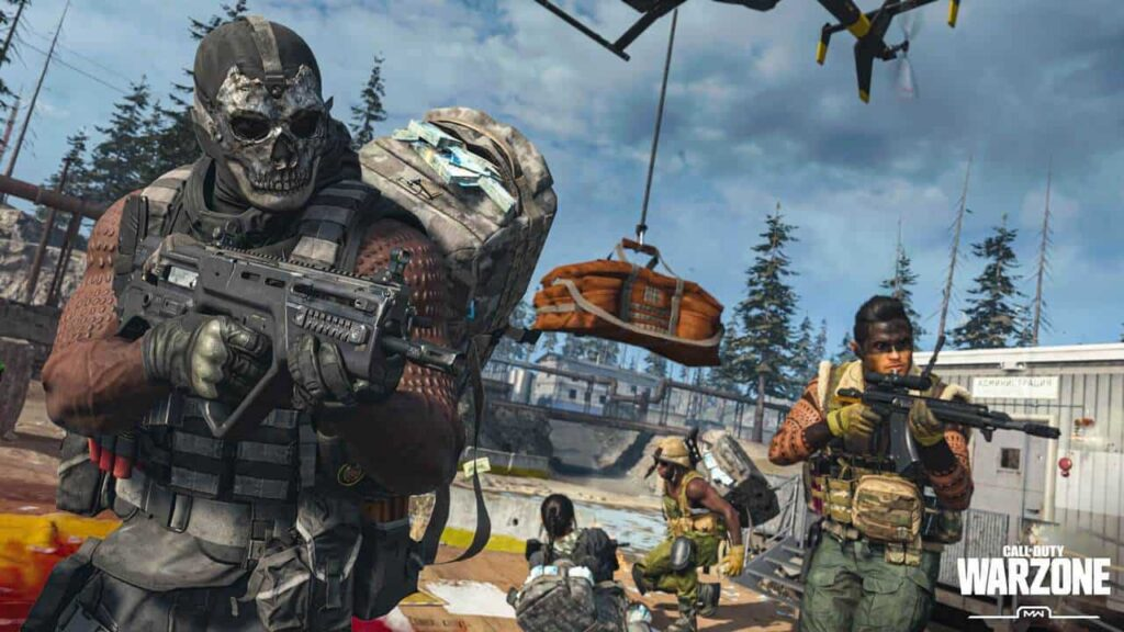 Call of Duty Warzone Game Online PC Terbaik