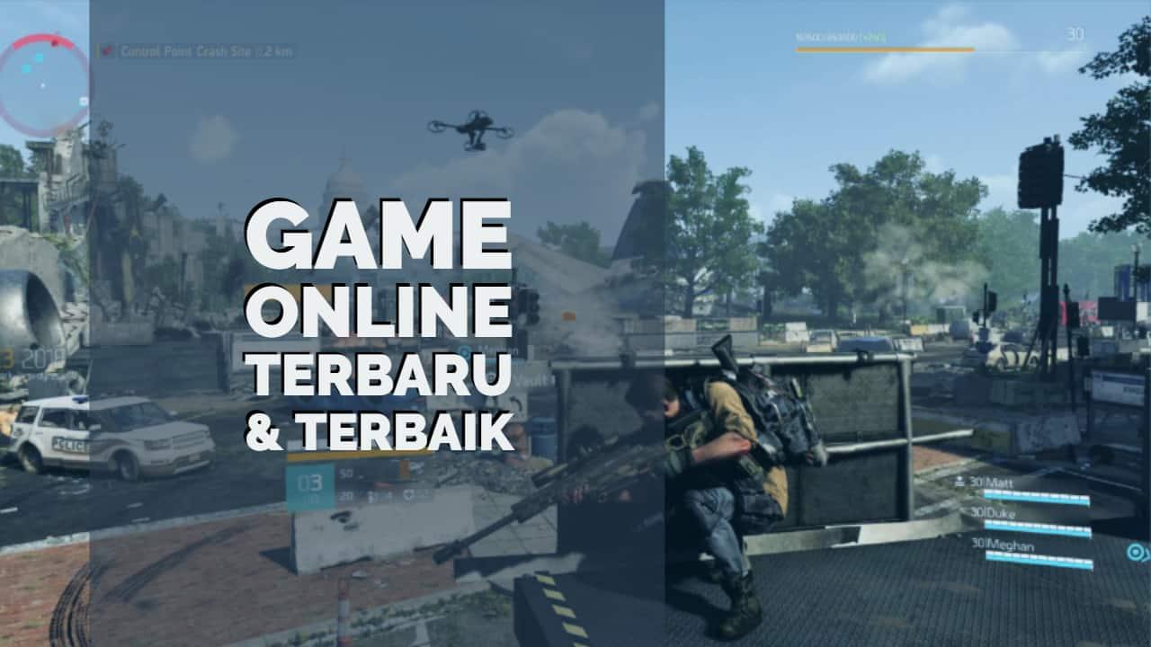 Game Online Terbaru & Terbaik 2019