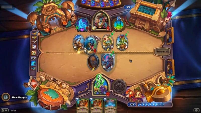 Hearthstone Game Online PC Spesifikasi Rendah