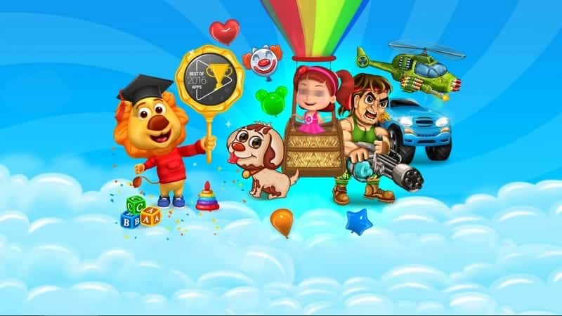 RV appstudios kids games