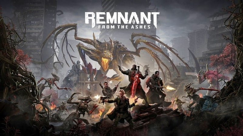 Remnant From the Ashes game pc terbaik