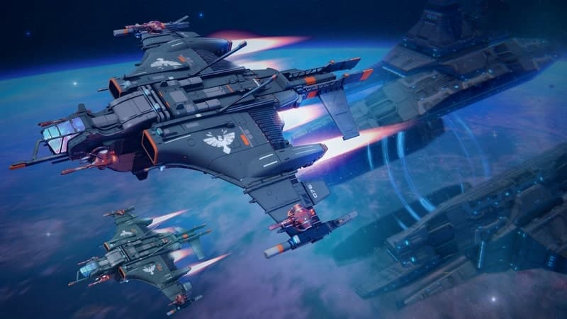 Star Conflict Game Online PC Terbaik