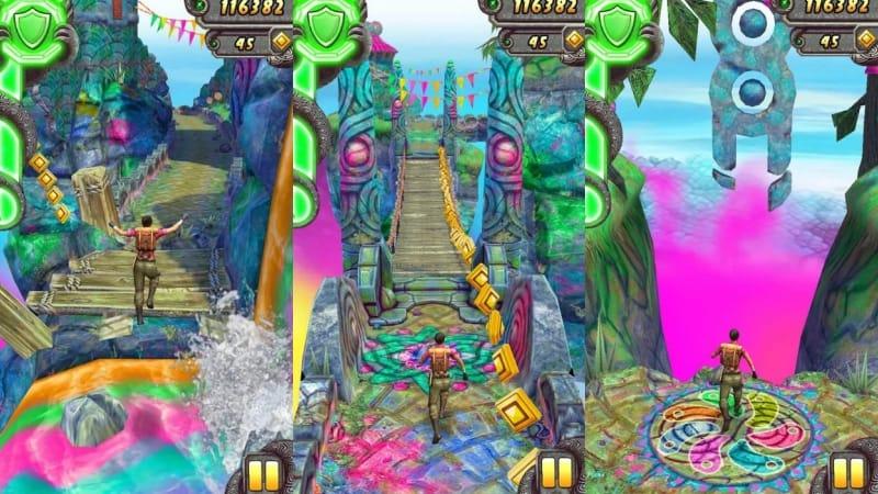 Temple Run 2 -500 juta+ Unduhan
