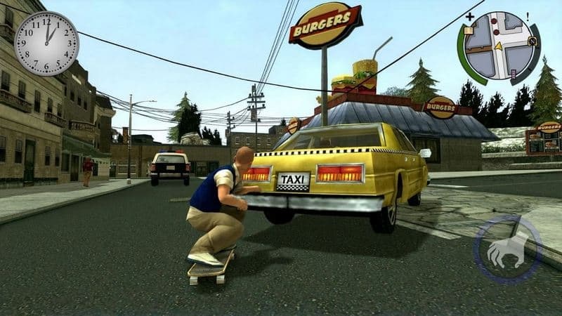 Bully Anniversary Edition game open world offline