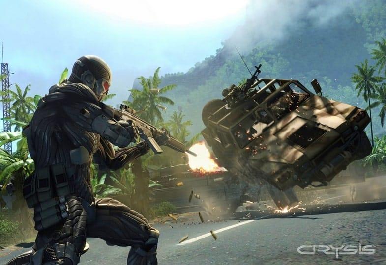 Crysis 2007 Game Jadul Grafis Terbaik