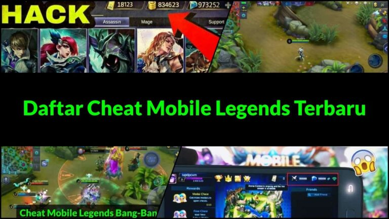 12 Cheat Mobile Legends Terbaru 2020 Dijamin GG Abis