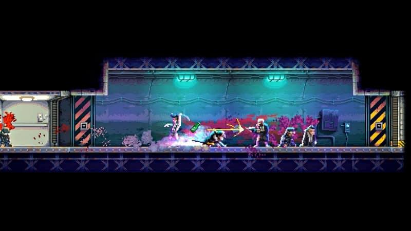 Katana ZERO game pc ukuran kecil terbaru 2019