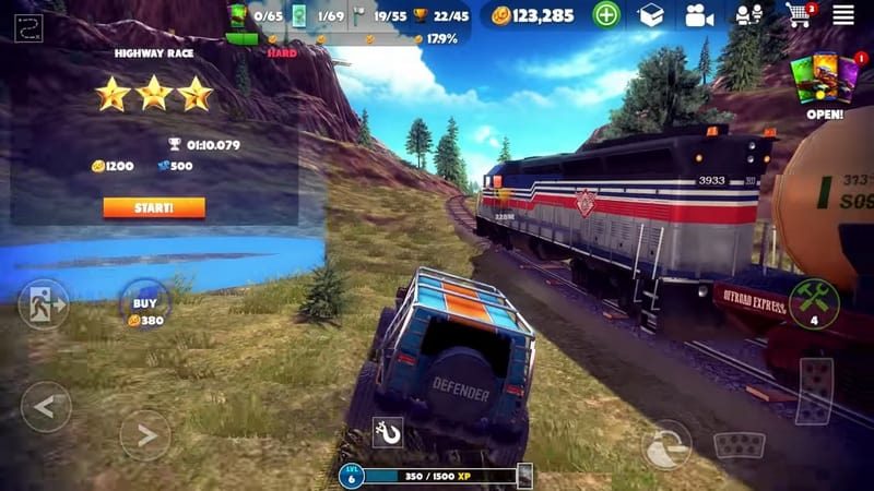 Off The Road - OTR Open World Driving