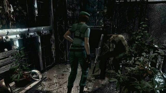 Resident Evil Gamecube Remake