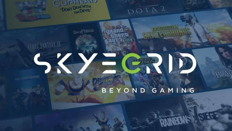 Skyegrid Layanan Cloud Gaming Indonesia