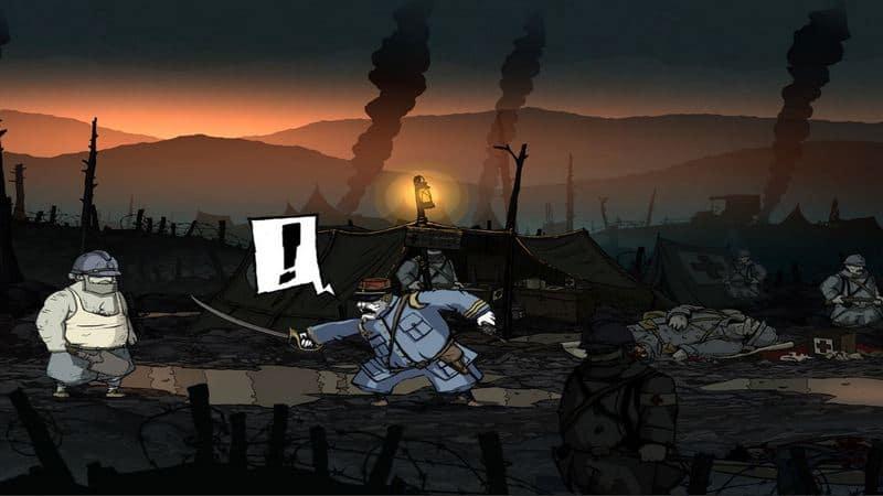 Valiant Hearts : The Great War