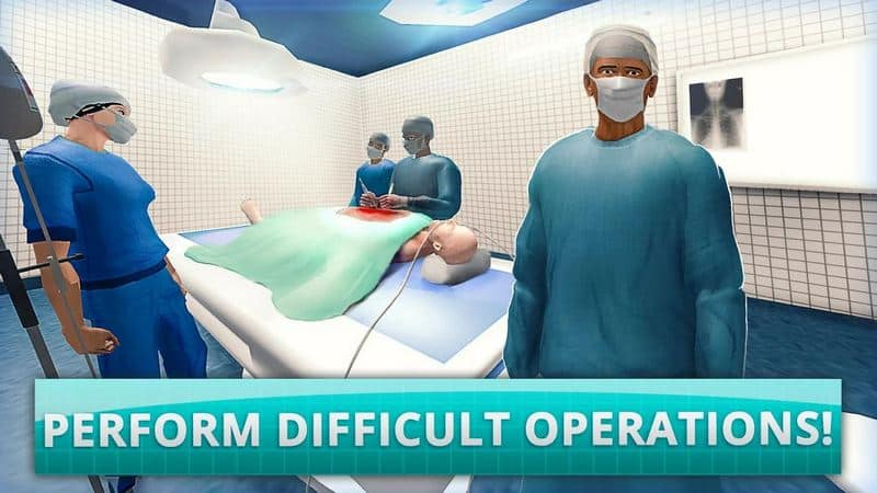 Hospital Surgery: Operate like a Master Surgeon 3D