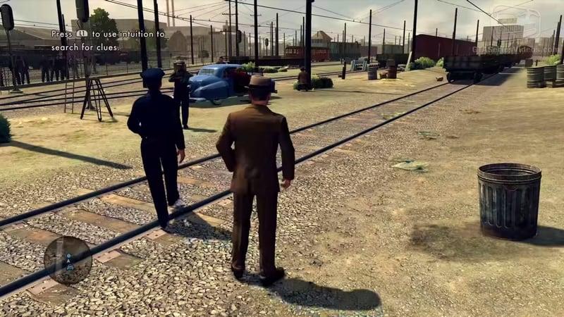 LA Noire game mirip gta