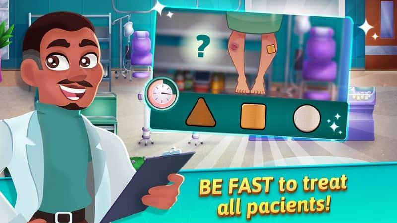 Medicine Dash - Hospital Time Management Game