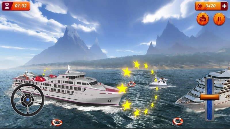 Ship Simulator Cruise Ship Games