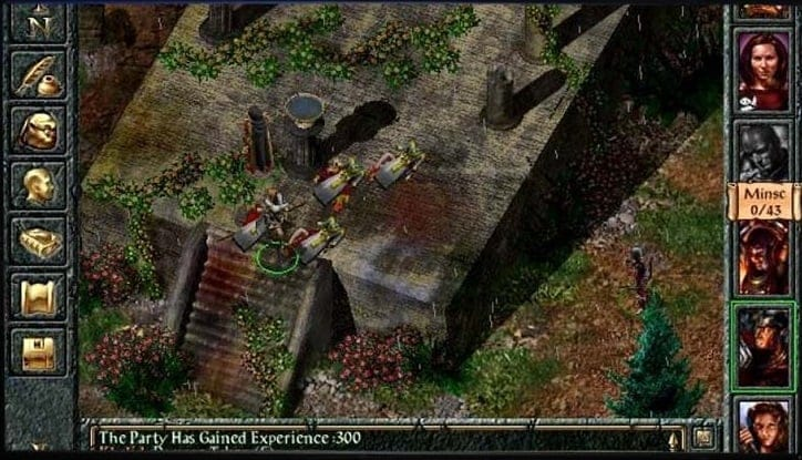 Baldurs-Gate-pc game jadul lawas