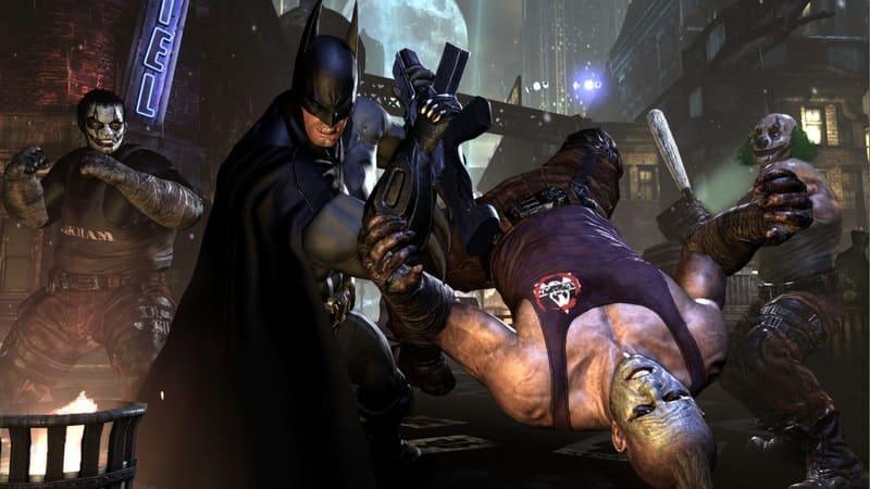 Batman Arkham City game pc ringan