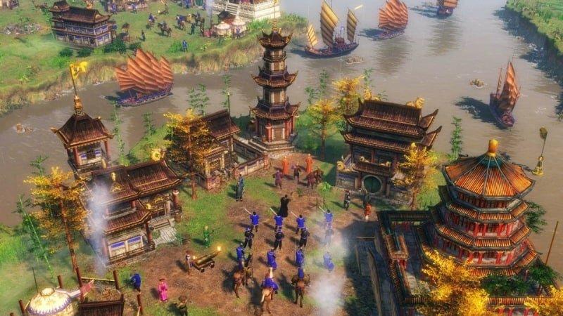 Cheat Age of Empires 3 Lengkap Bahasa Indonesia