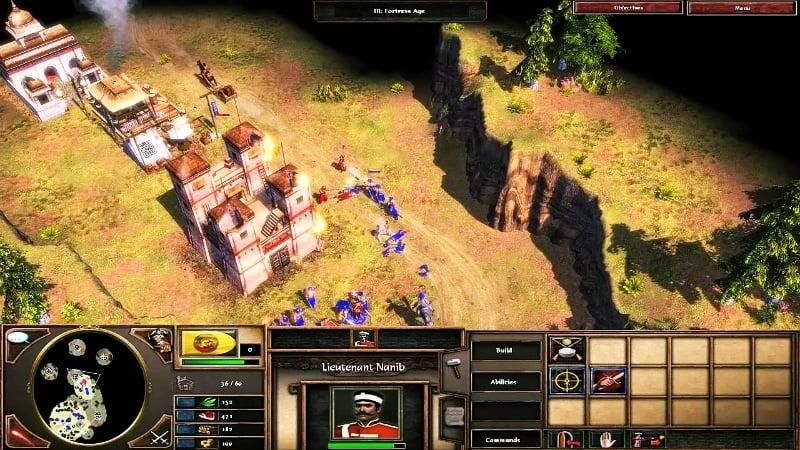 Cheat Age of Empires 3 The Asian Dynasties Lengkap Bahasa Indonesia