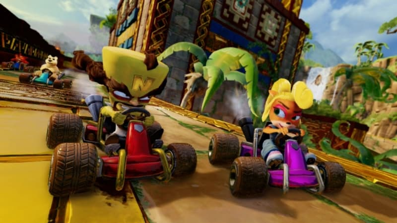 Cheat CTR Nitro-Fueled Nintendo Switch Lengkap Bahasa Indonesia