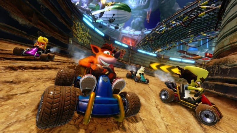 Cheat CTR Nitro-Fueled PS4 Lengkap Bahasa Indonesia