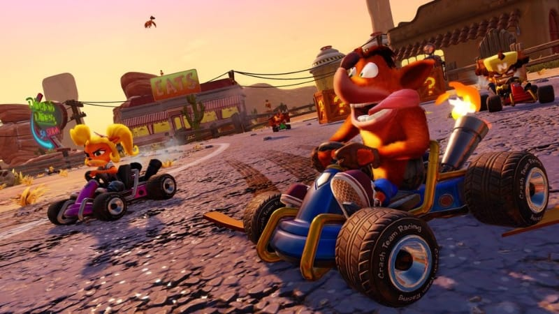 Cheat CTR Nitro-Fueled Xbox One Lengkap Bahasa Indonesia