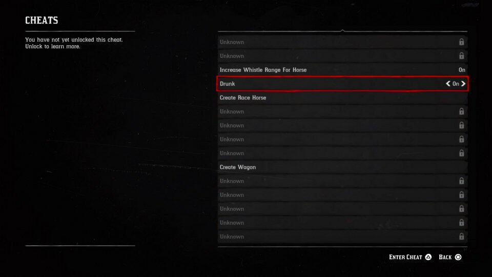 Cheat Red Dead Redemption 2 Lengkap Bahasa Indonesia