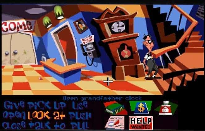 Day-of-the-Tentacle-pc game jadul lawas